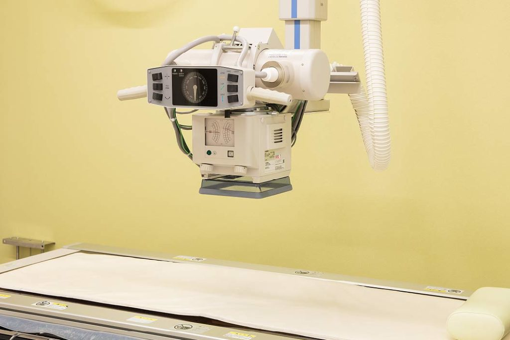 レントゲン検査機器